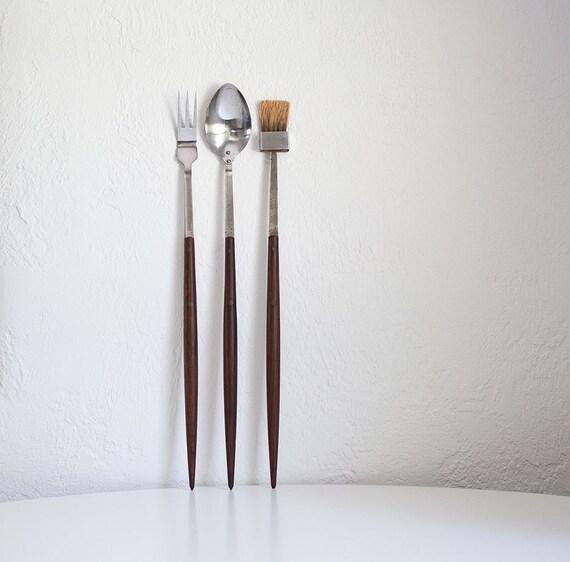 Danish Modern BBQ Utensils