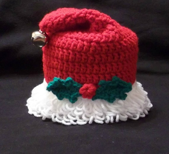 Items Similar To Santa Hat Toilet Paper Topper On Etsy