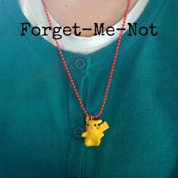 Pikachu Necklace (Pokemon)