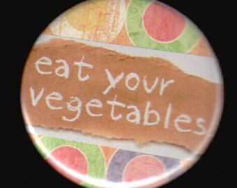 Vegetable Reminder Button
