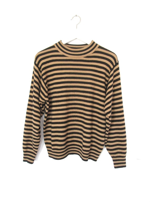 90's Striped sweater size - S/M