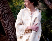 Romantic 19th century inspired frock coat