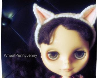 Blythe Kitty Ears Headband