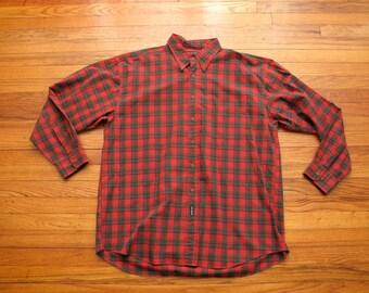 mens vintage gant poplin shirt