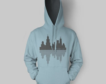 Chicago Windy City Hoodie