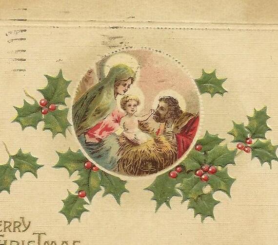 Wire Nativity Scene Nativity Scene on Vintage