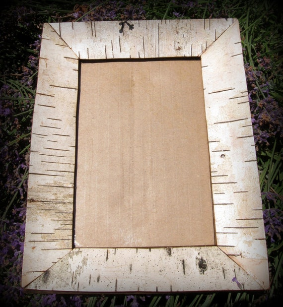 """Birch Lined Picture Frame 5"""" x 7"""""""