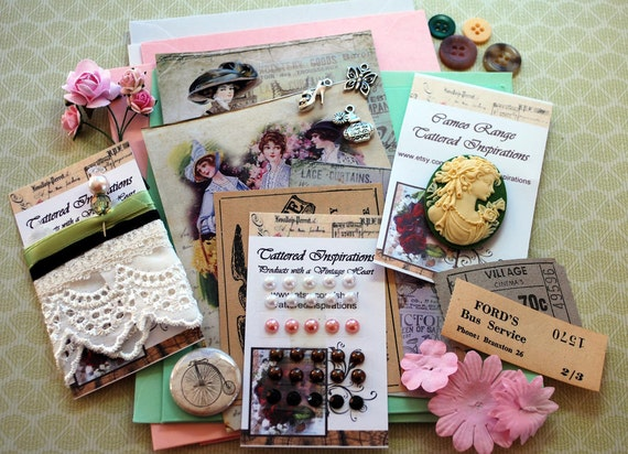 Card Makers Kits - Oh to be Chic