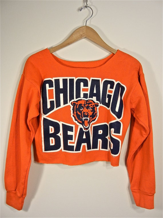 Kristin - Our Vintage Chicago Bears Sweatshirt is Waiting for You