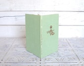 Reserved A Friend is Someone Who Likes You Joan Walsh Anglund 1958 Mint Green, Brown