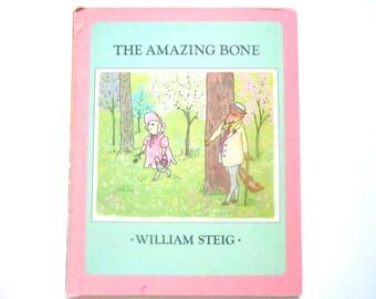 The Amazing Bone, a Vintage Children's Book by William Steig