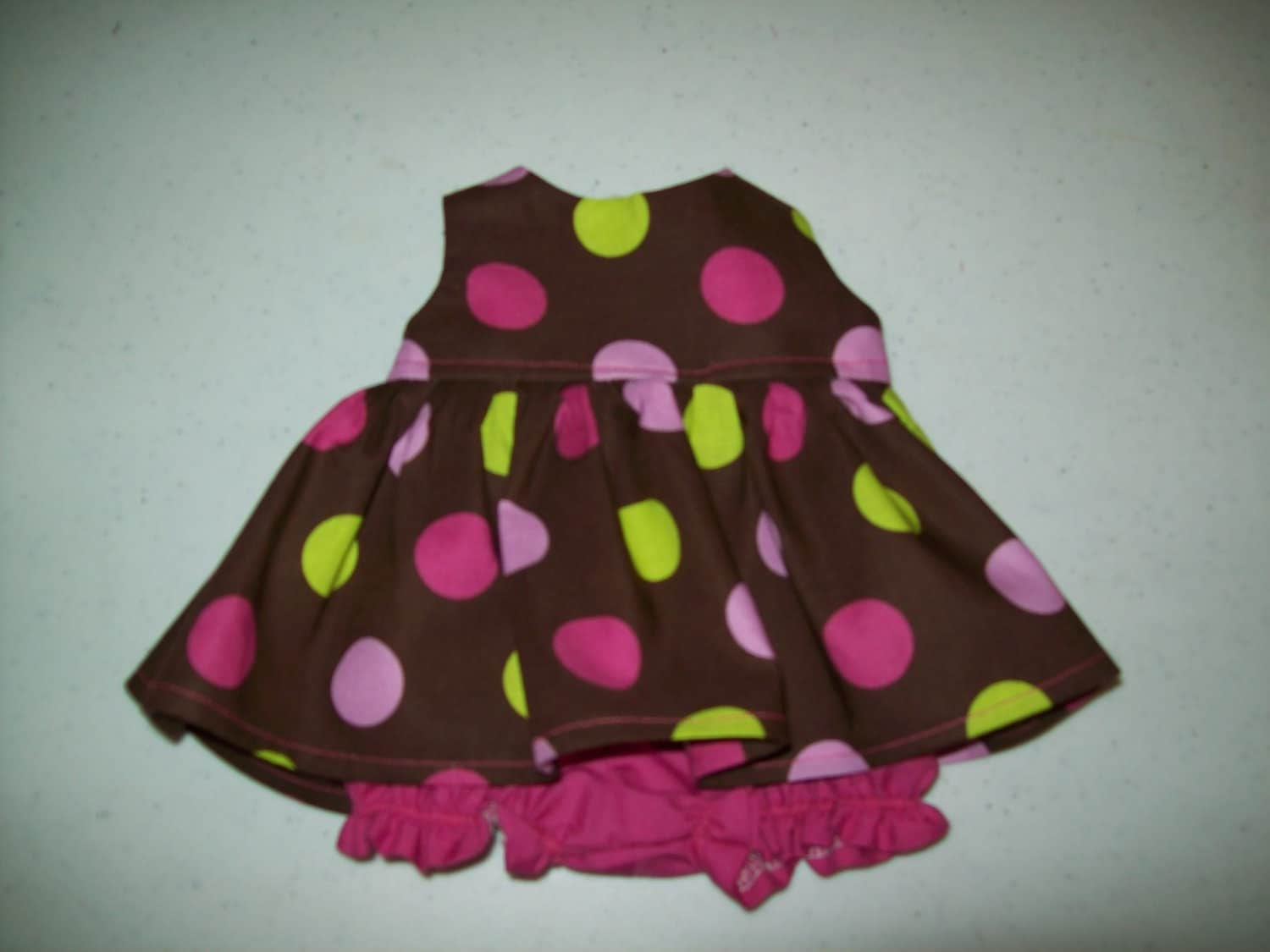 Baby Alive And Waldorf Doll Clothes Adorable Dress 10