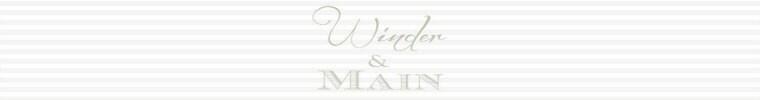 Winder & Main
