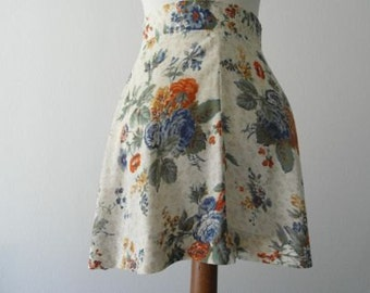 Authentic CORKY CRAIG Vintage Skirt by 60s 70s SALE