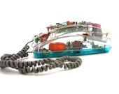 Vintage1980's ANATOMICAL Phone