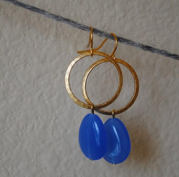 Blu Earrings