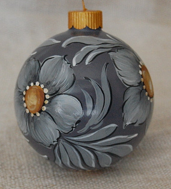 Items similar to decorative glass ornament american