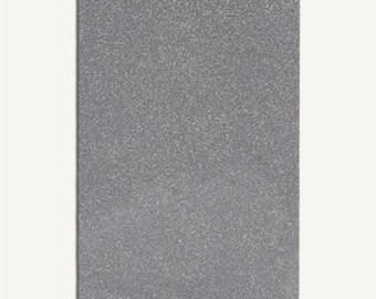 Silver Glitter Sheet by 7 Gypsies 4x6