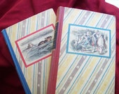 Alices Adventures in Wonderland by Lewis Carroll A Two Book Set
