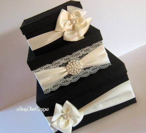 Wedding Gift Card Box Canada : Card Box for wedding Money Box Gift Card Box Holder Custom