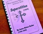 Superstition James Nelson Barker 1824 Gothic American melodrama 19th Century Play