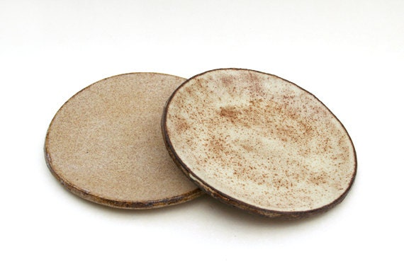 Rustic Grunge Plates