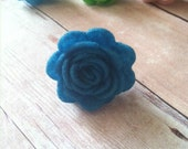 Bloom Ring (turquoise)
