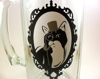 Classy Cat Beer Mug