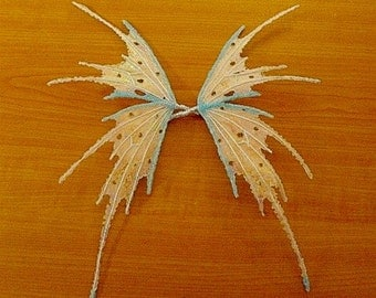 Fairy Wings-Iridescent- Fairy Wings for Dolls (Made By Request)