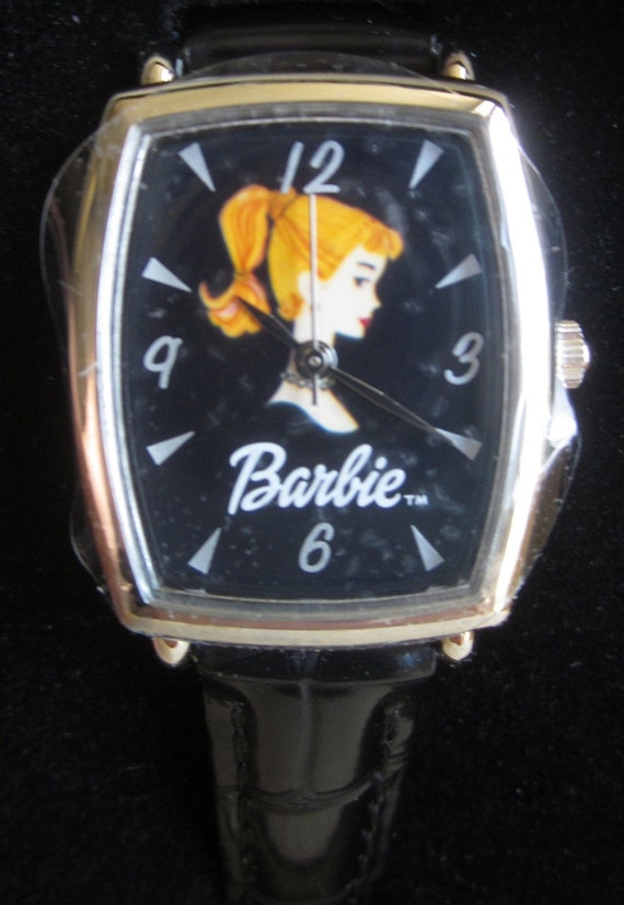 Vintage Collectible Barbie Doll Wrist Watch In By