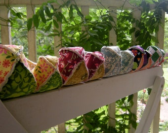 Fabric Birds for Different Holidays