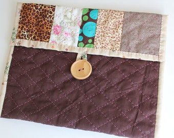 Hand Quilted clutches bag