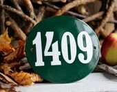 """House Number  Plaque 7.1"""" x 7.9"""""""