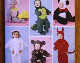 Simplicity 2506 Toddler Costumes Sewing Pattern
