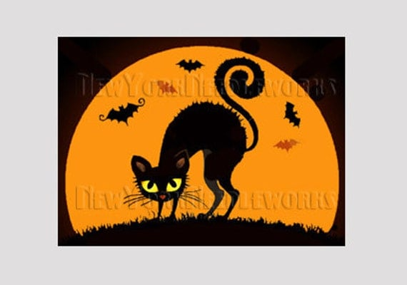 Small Halloween Cross Stitch Patterns Halloween Cat Cross Stitch