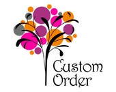 Custom Order for Nicole James