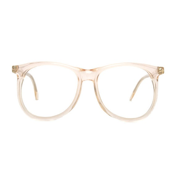 Promode Marc vintage Eyeglasses - transparent clear