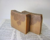 Chai Tea Soap, Cold Process Soap with Spicy Chai and Rich Cream bar soap
