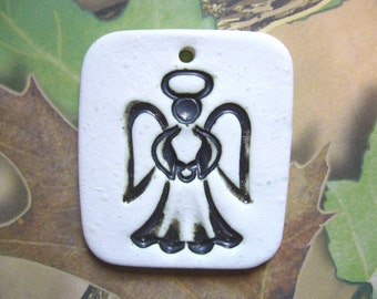 My Little Angel Ceramic Pendant