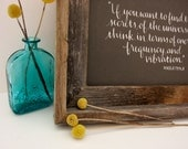 Rustic Wood Frame (8x10 inches)