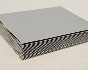 Set of 20 Grey Envelopes - A2 Size