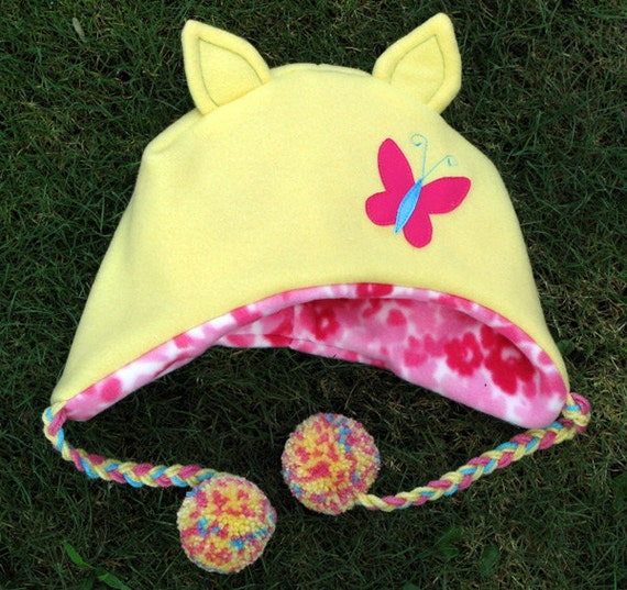 My Little Pony - Fluttershy Fleece Hat
