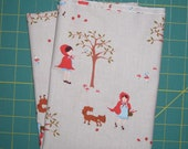 Walk in the Woods, Litte Red, ONE yard