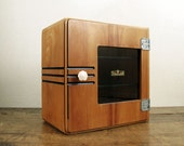 Art Deco Sterilizer Cabinet