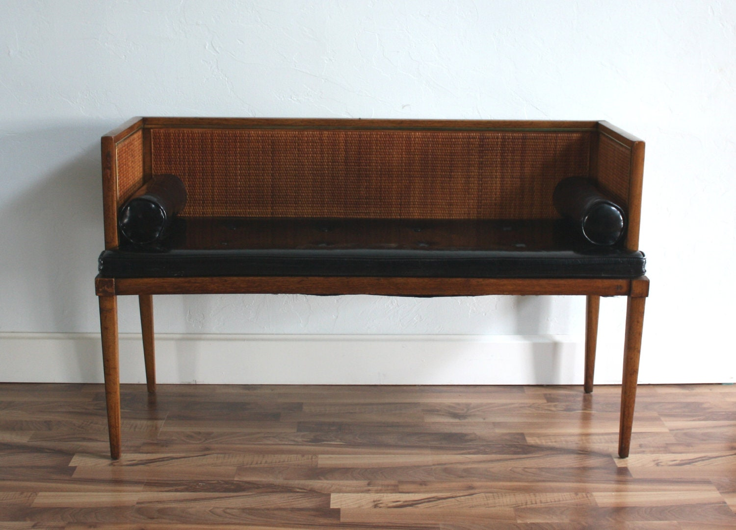 Reserved For Jean Marc Vintage Mid Century Modern Settee