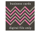 DIGITAL FILE ONLY - Mommy Cards, Business Cards, Calling Cards