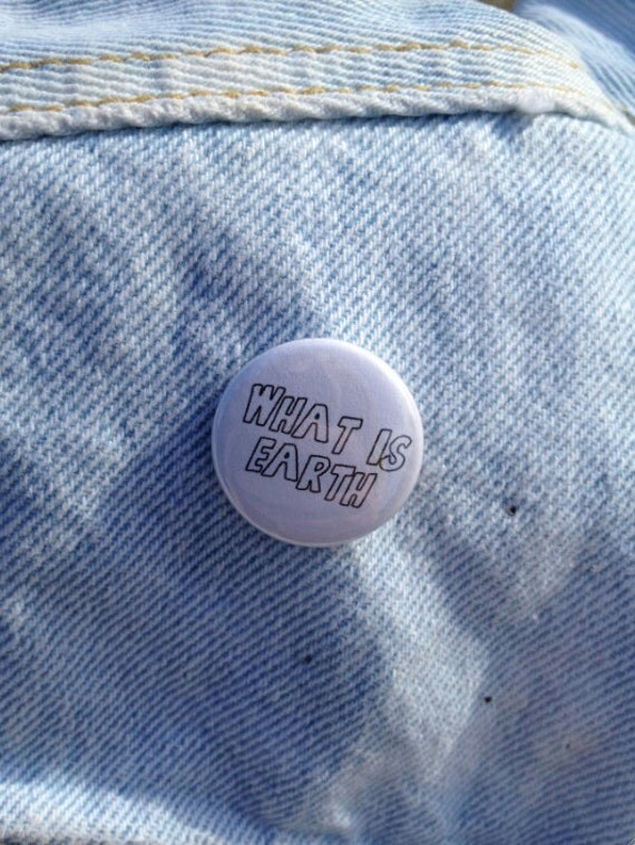 WHAT IS EARTH swamp family button