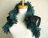 Black Green  Shrug,  New Season, Fall fashion,  Winter Fashion,  Ready To Ship, Gift for Her