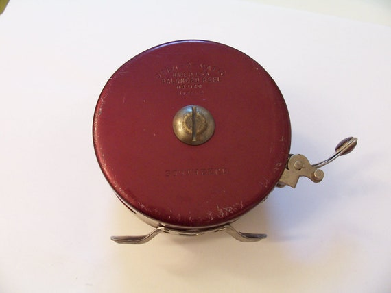 RESERVED Vintage South Bend Reel Model D 1140