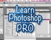 Learn PHOTOSHOP or PIXLR from a PRO - half an hour lesson on Skype with a Photoshop instructor